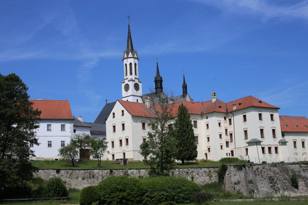 Kloster Vyssi Brod (Hohenfurt)